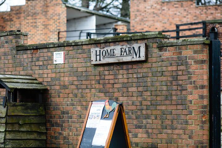 Home Farm in Leeds