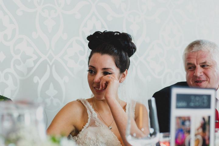 50 DIY York Wedding with Vintage Red Beetle By Toast of Leeds
