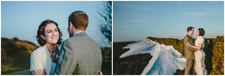 51 Tipi Wedding, With Lots of Handmade and Vintage Elements' By Mark Tierney