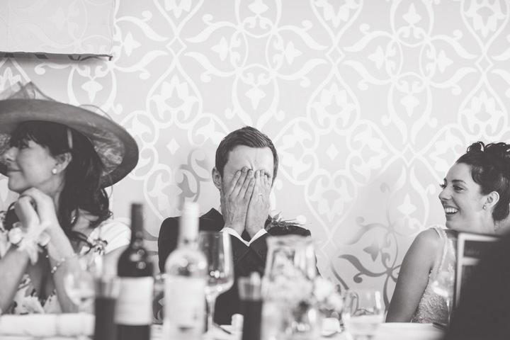 53 DIY York Wedding with Vintage Red Beetle By Toast of Leeds