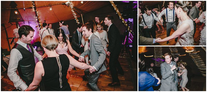 57 Tipi Wedding, With Lots of Handmade and Vintage Elements' By Mark Tierney