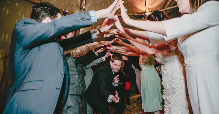 59 Tipi Wedding, With Lots of Handmade and Vintage Elements' By Mark Tierney