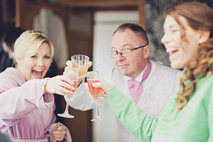 7 Pastel Loving, DIY Barn Wedding