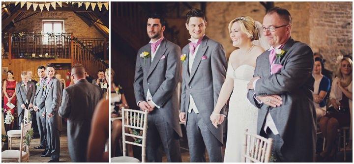 9 Pastel Loving, DIY Barn Wedding