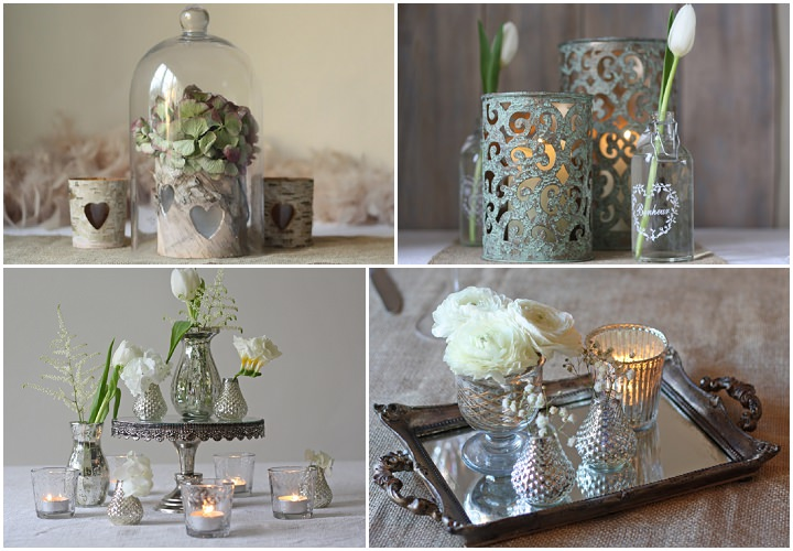 Top tips non flower centerpieces boho weddings for the boho luxe non flower centerpieces junglespirit Images