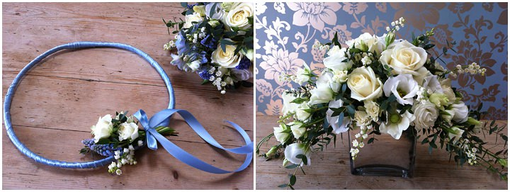 Wonderful White Wedding Flowers with Campbell's Flowers