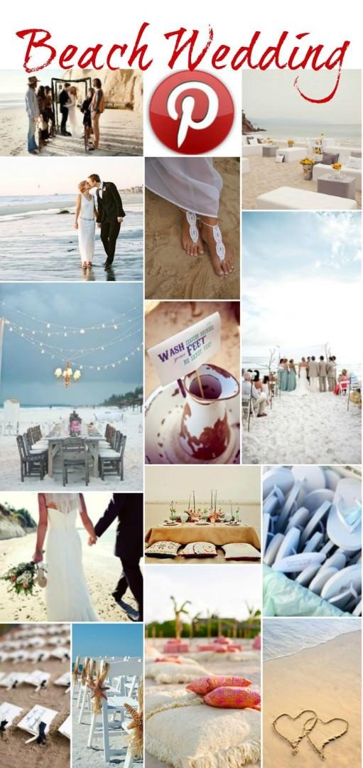 Boho Pins: Beach Weddings