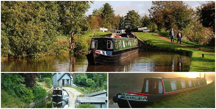 canal boat hire
