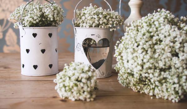Flower School Wonderful White Wedding Flowers With Campbells