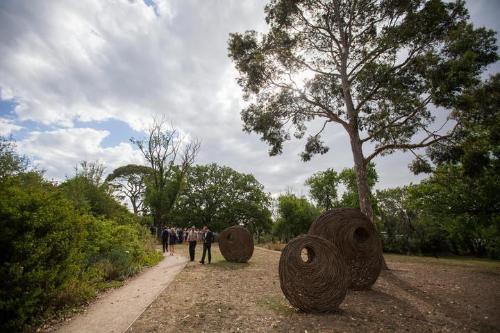 10 Museum of Modern Art Australian Wedding