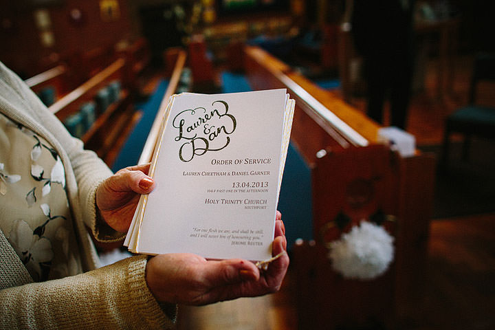 12 Book Themed Wedding With Yellow Details By Lawson Photography