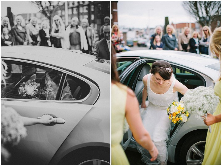 14 Book Themed Wedding With Yellow Details By Lawson Photography