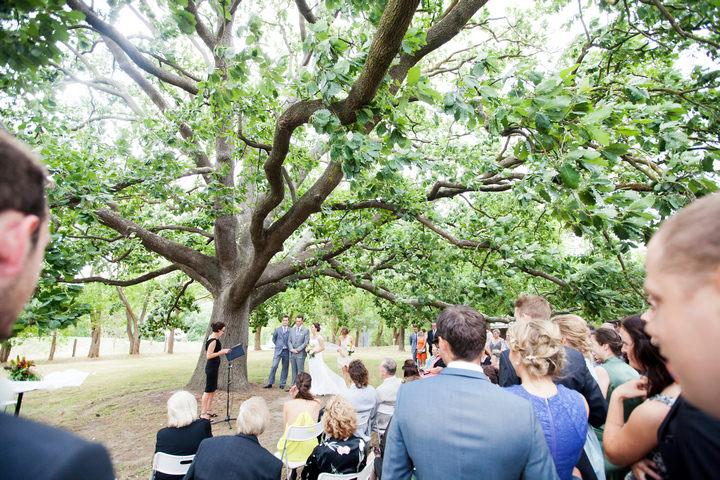 14 Museum of Modern Art Australian Wedding