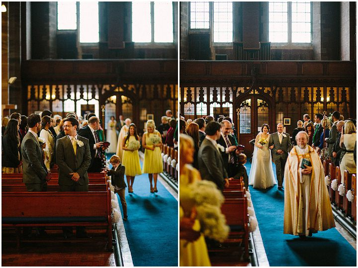 16 Book Themed Wedding With Yellow Details By Lawson Photography