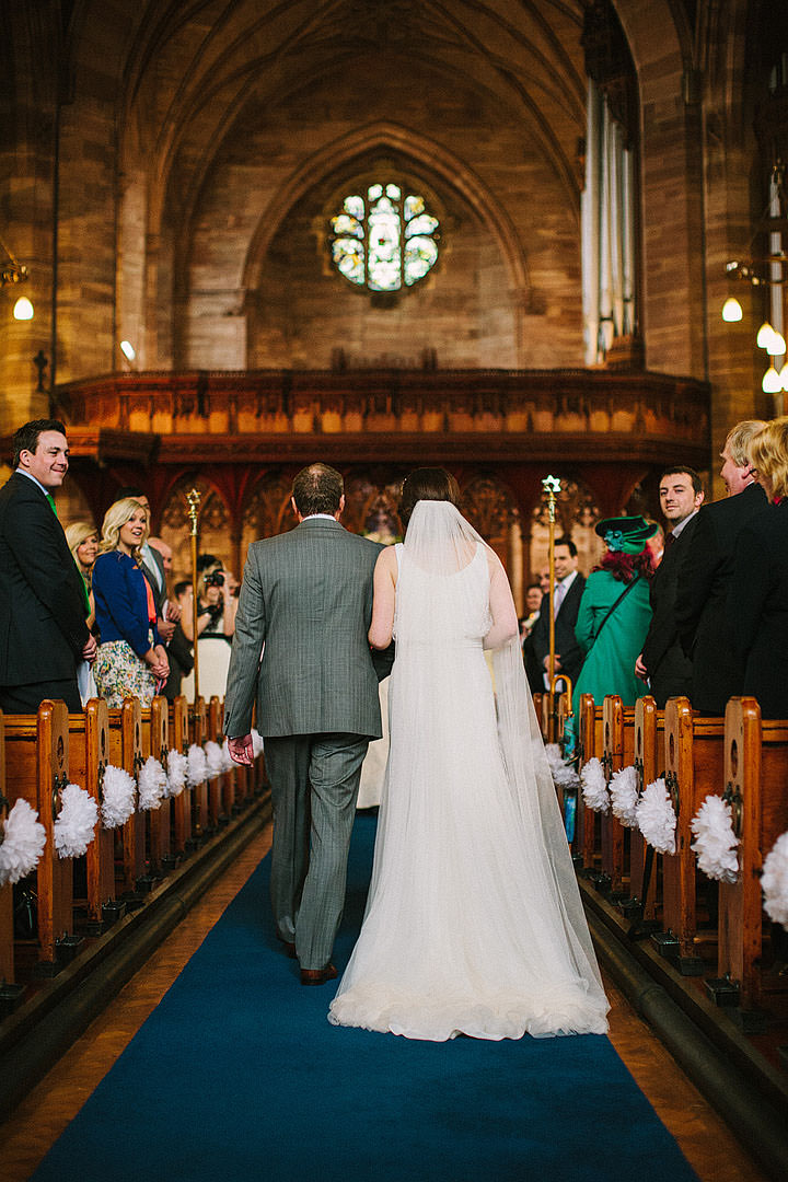 17 Book Themed Wedding With Yellow Details By Lawson Photography