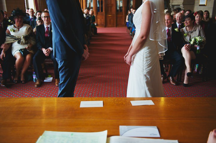 19 Central Manchester Wedding By Nicola Thompson
