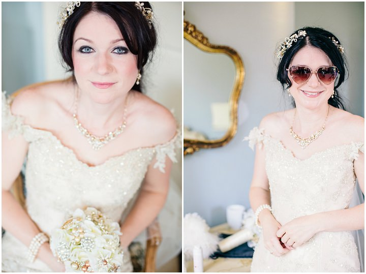 2 Quirky Northumberland Wedding by Tux and Tales Photography