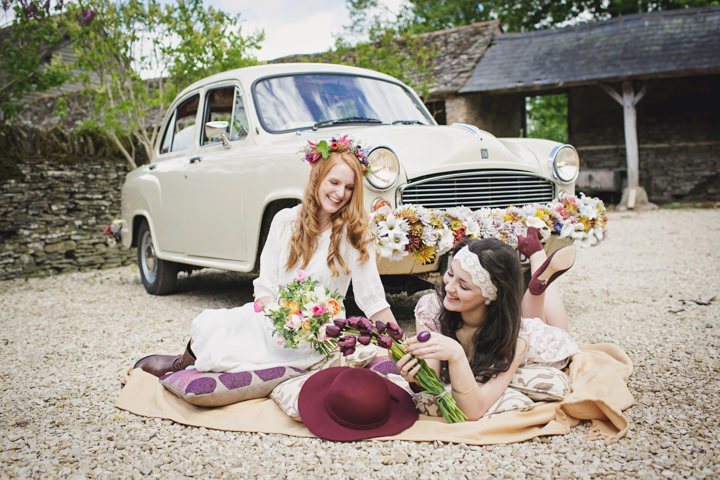 20 A Boho Inspired, Laid Back Day Out in The Country