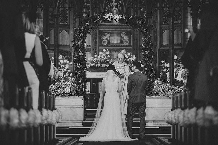 20 Book Themed Wedding With Yellow Details By Lawson Photography