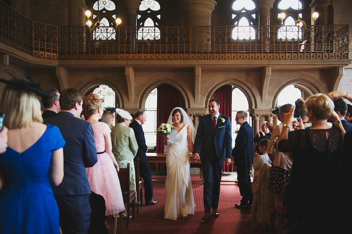 21 Central Manchester Wedding By Nicola Thompson