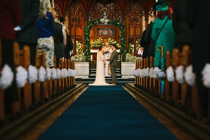 22 Book Themed Wedding With Yellow Details By Lawson Photography