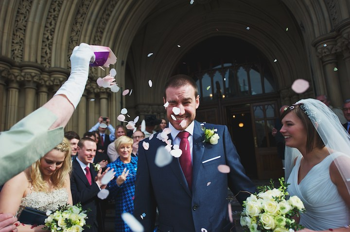 22 Central Manchester Wedding By Nicola Thompson