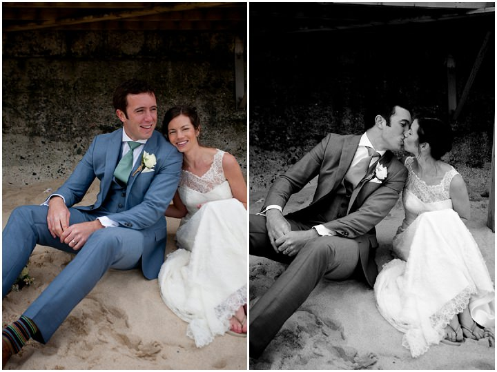22 Quaint St.Ives Wedding With A Subtle Coastal Theme