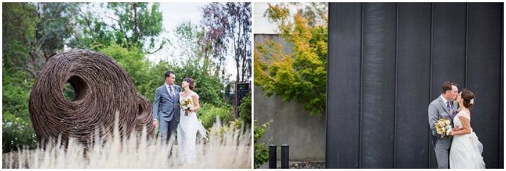 24 Museum of Modern Art Australian Wedding