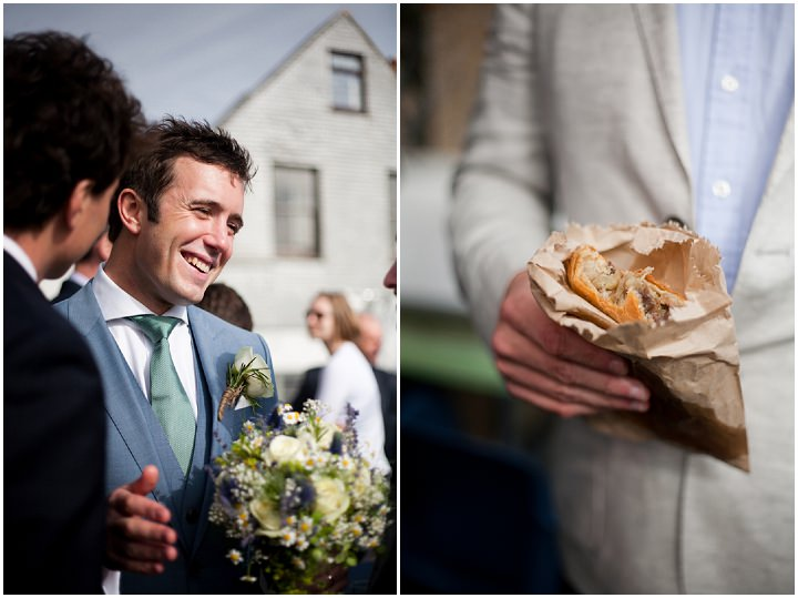 24 Quaint St.Ives Wedding With A Subtle Coastal Theme