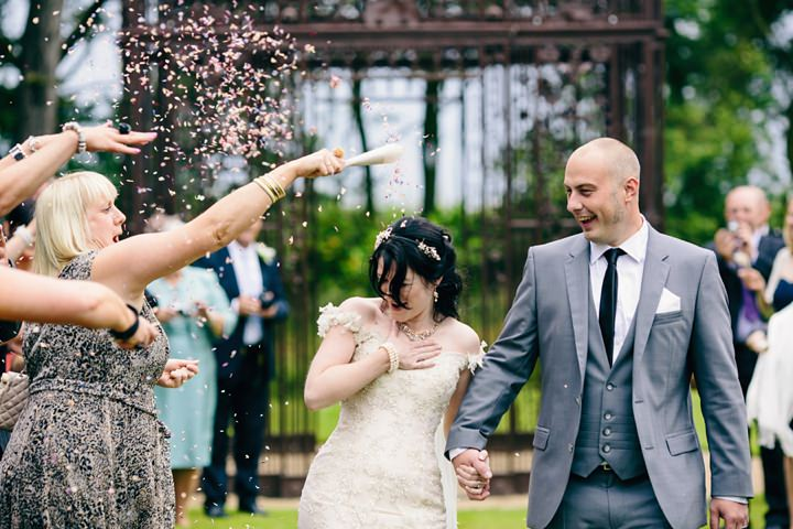 24 Quirky Northumberland Wedding by Tux and Tales Photography