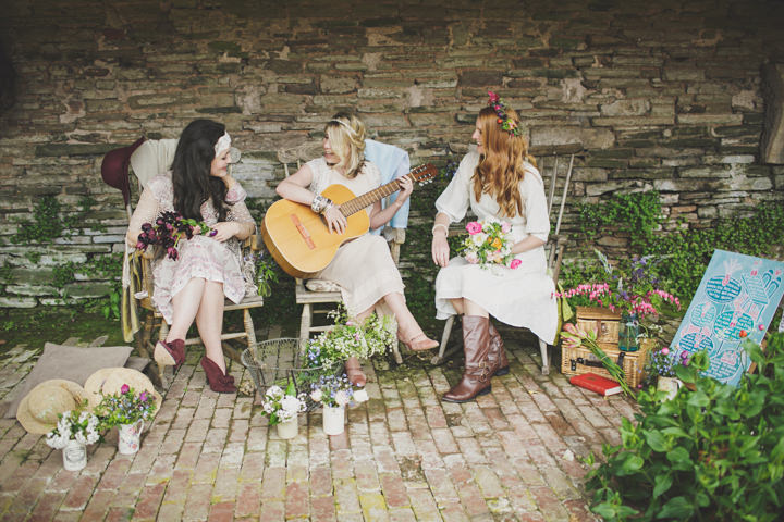 25 A Boho Inspired, Laid Back Day Out in The Country