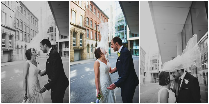 26 Central Manchester Wedding By Nicola Thompson