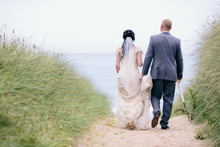 26 Quirky Northumberland Wedding by Tux and Tales Photography