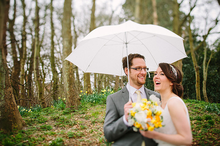 27 Book Themed Wedding With Yellow Details By Lawson Photography