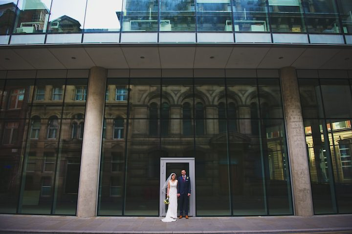 27 Central Manchester Wedding By Nicola Thompson