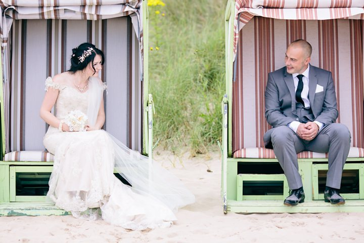 27 Quirky Northumberland Wedding by Tux and Tales Photography
