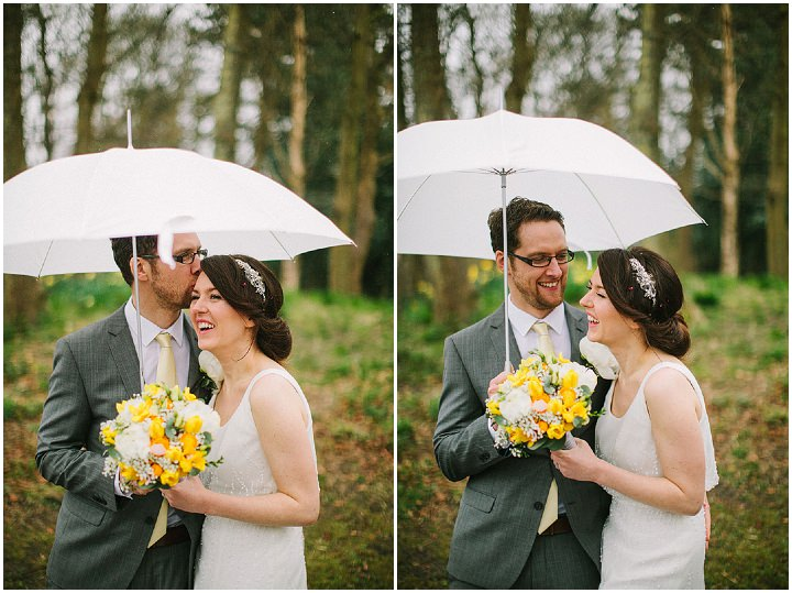 28 Book Themed Wedding With Yellow Details By Lawson Photography