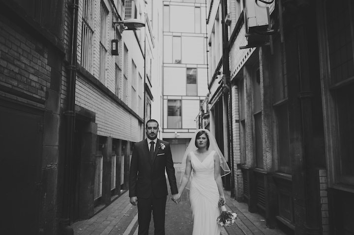 28 Central Manchester Wedding By Nicola Thompson