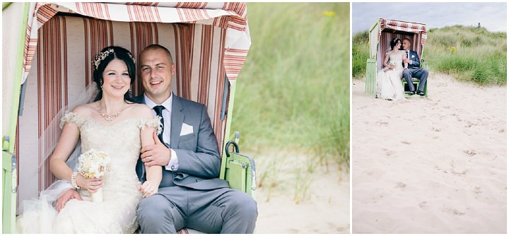 28 Quirky Northumberland Wedding by Tux and Tales Photography
