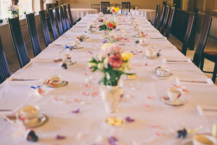 Emma and Jeremy\'s Intimate Afternoon Tea Wedding. By Neil Jackson ...