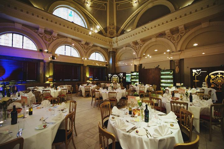 29 Central Manchester Wedding By Nicola Thompson