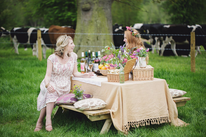 3 A Boho Inspired, Laid Back Day Out in The Country