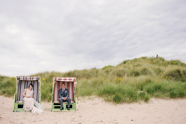 30 Quirky Northumberland Wedding by Tux and Tales Photography