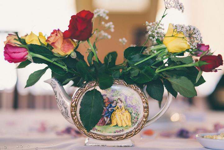 30 ntimate Afternoon Tea Wedding