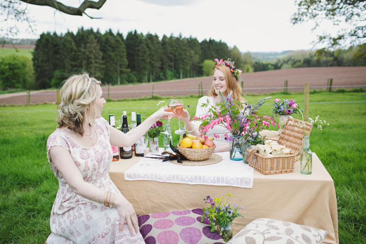 31 A Boho Inspired, Laid Back Day Out in The Country