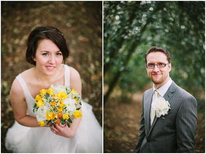 32 Book Themed Wedding With Yellow Details By Lawson Photography