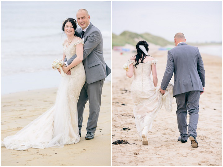 32 Quirky Northumberland Wedding by Tux and Tales Photography
