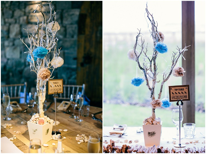 35 Quirky Northumberland Wedding by Tux and Tales Photography