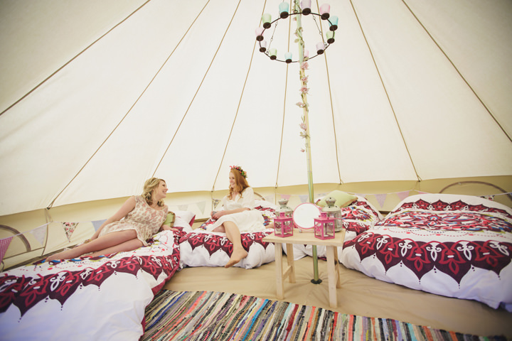 36 A Boho Inspired, Laid Back Day Out in The Country
