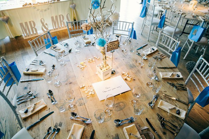 36 Quirky Northumberland Wedding by Tux and Tales Photography